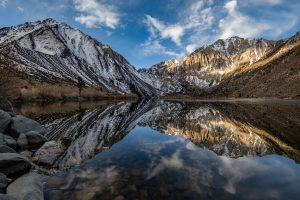Springtime at Convict Lake
