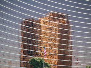 High-rise Reflection
