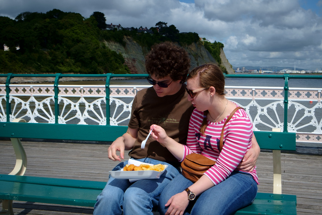 Young Love and Chips