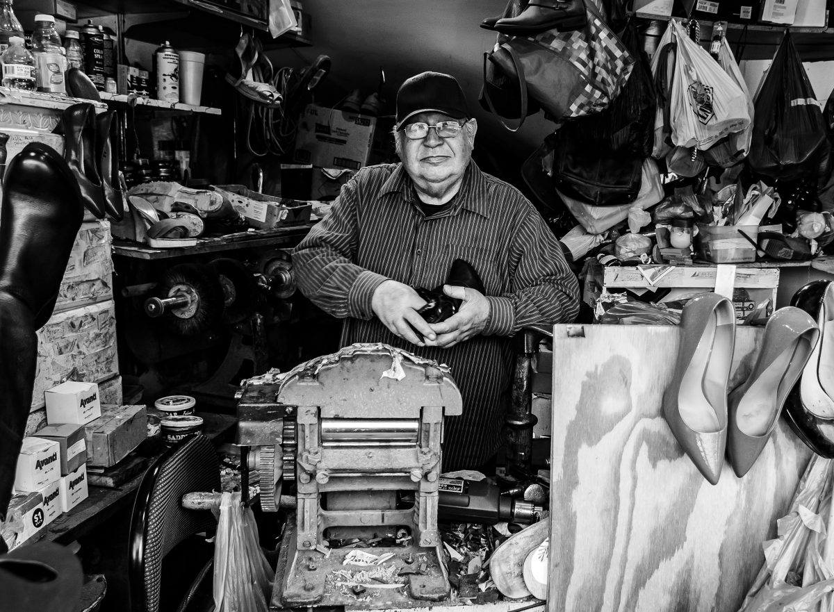 The Leatherworker