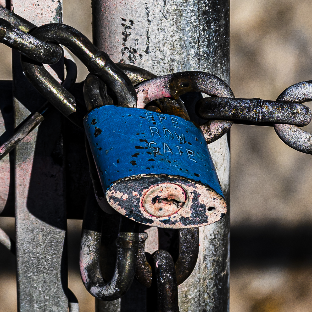 Chained & Secure