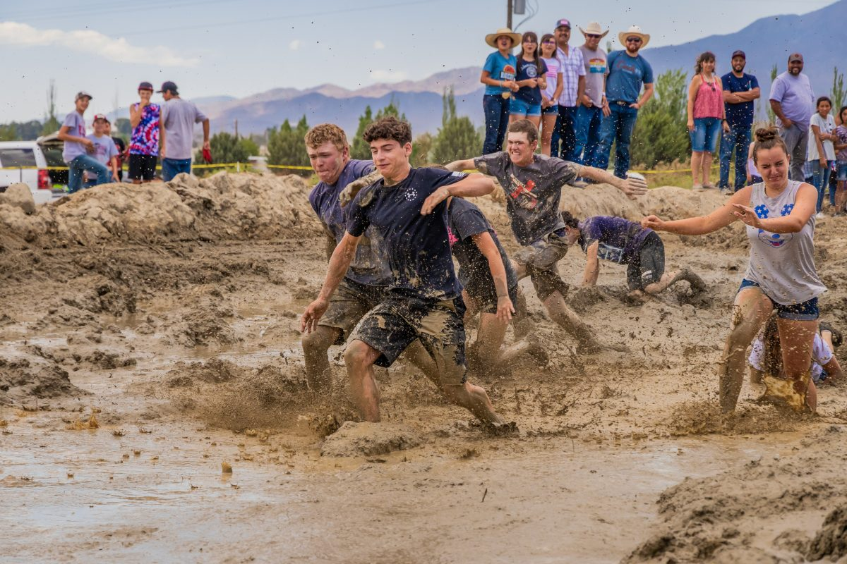 Getting Dirty in Dyer